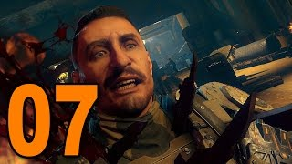 "Black Ops 3 - Mission 7 - ""Rise and Fall"" (Call of Duty BO3 Singleplayer Campaign Gameplay)"