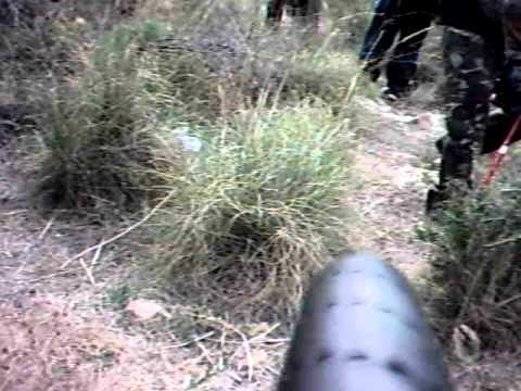 BIG Game Paintball Mountain Malaga Cañon Asodena