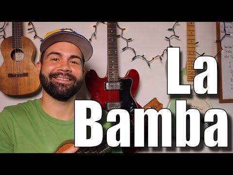 La Bamba - Easy Ukulele Tutorial - In English