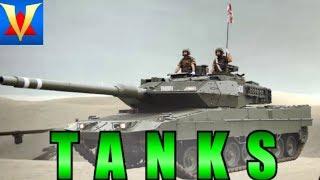 FUNNY Tank Battle Challenge!