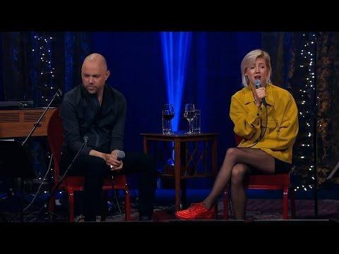 Veronica Maggio - Gjord av sten (SVT Tomas Andersson Wij spelar med...)