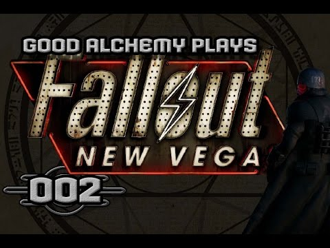 Coop Plays: Fallout New Vegas - Project Nevada Part 2