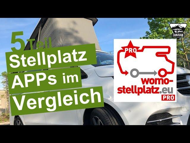 Womo-Stellpatz.eu getestet im großen Stellplatz-App Vergleich - # 5