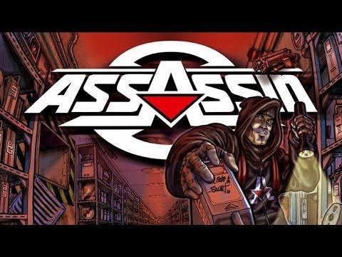 "Assassin ""L'ile de l'inconscient"" - Perles Rares"