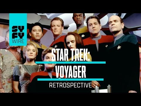 Star Trek: Voyager: Everthing You Didn't Know | SYFY WIRE