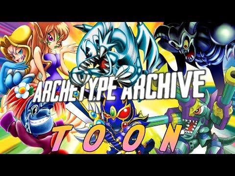 Archetype Archive - Toon