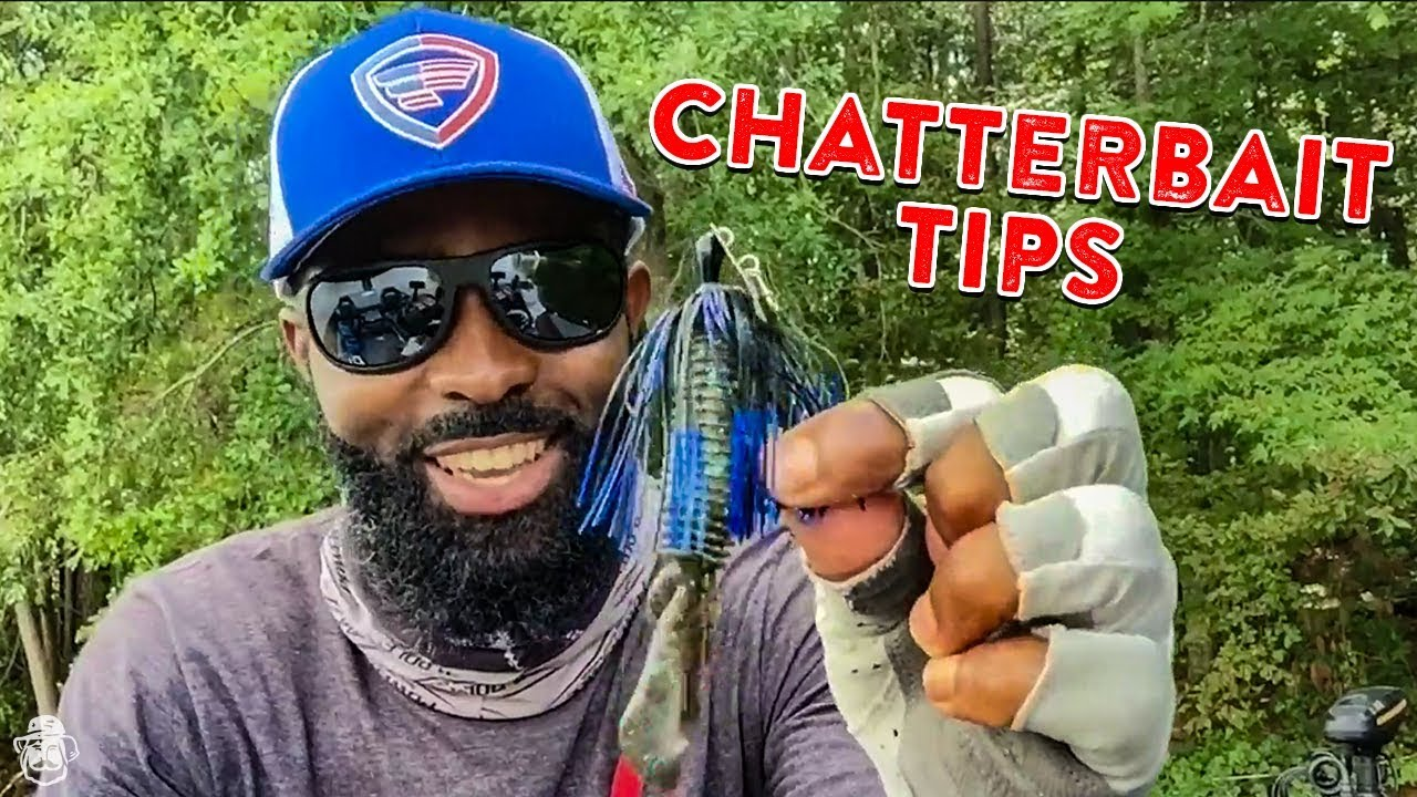 Chatterbait Fishing Tips  Find The Perfect Trailer To Catch More Bass e97d11406980