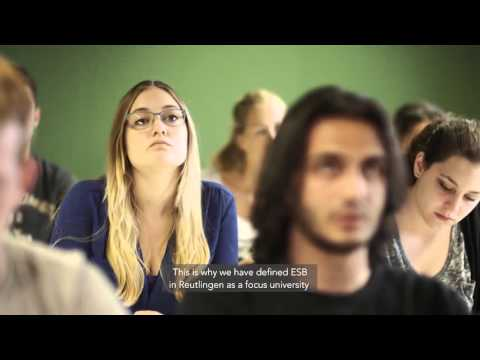 Reutlingen European School of Business ESB
