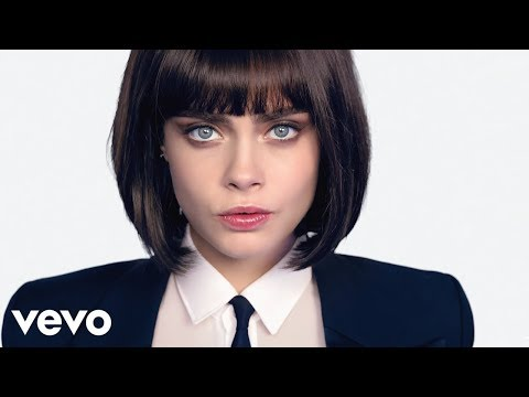 "Cara Delevingne - I Feel Everything (From ""Valerian and the City of a Thousand Planets"")"