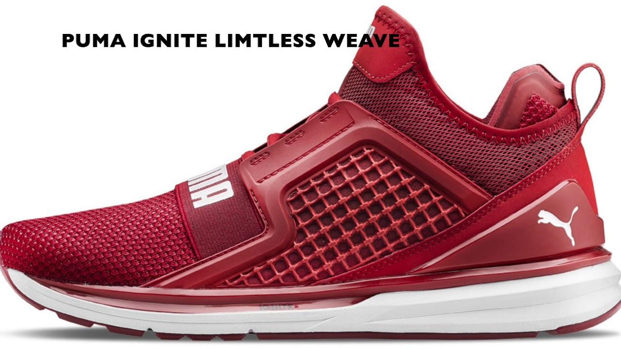 puma ignite limitless weave