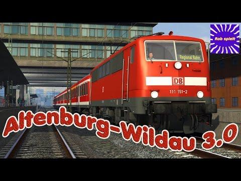 LET`S PLAY Train Simulator 2015   Folge 147  Altenburg-Wildau 3.0 Preview