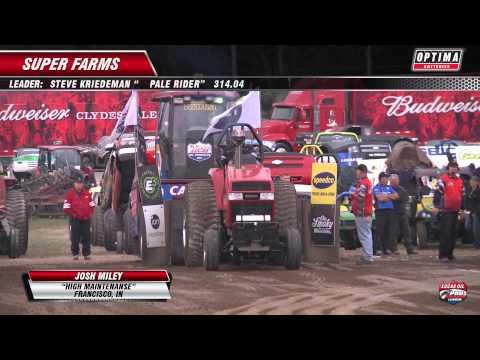 PPL 2014: Super Farms pulling at Hamburg, NY
