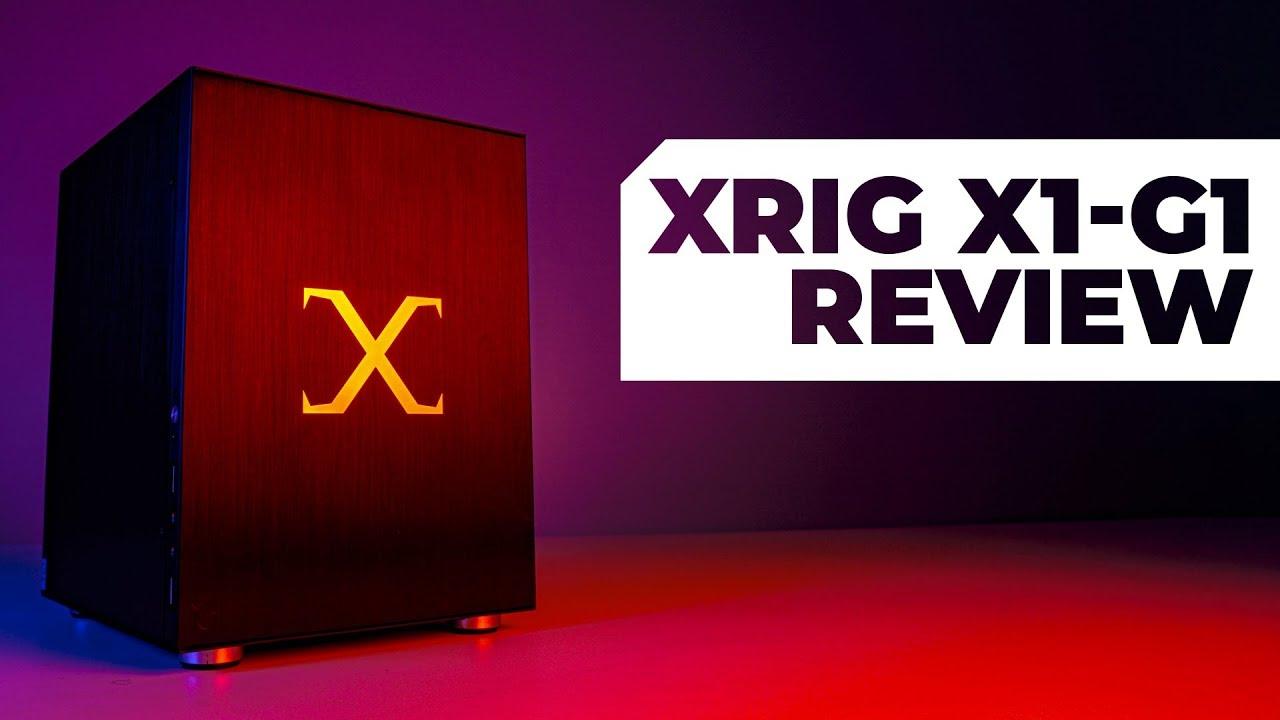 Review: XRIG X1-G1 Portable Gaming Desktop