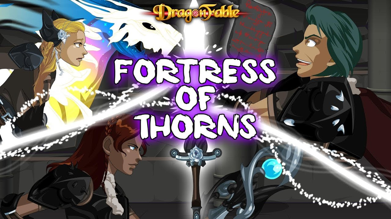 Dragon Fable Fortress of Thorns