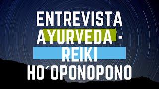 Entrevista libérate del estrés - Reiki, Ayurveda, Meditación y Ho´oponopono
