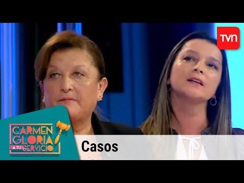 Dos hermanas se enfrentan por terreno heredado | Carmen Gloria a tu servicio