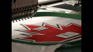 The Making Of The Champs Boxing Trunks By Hollywood Filane Sportswear