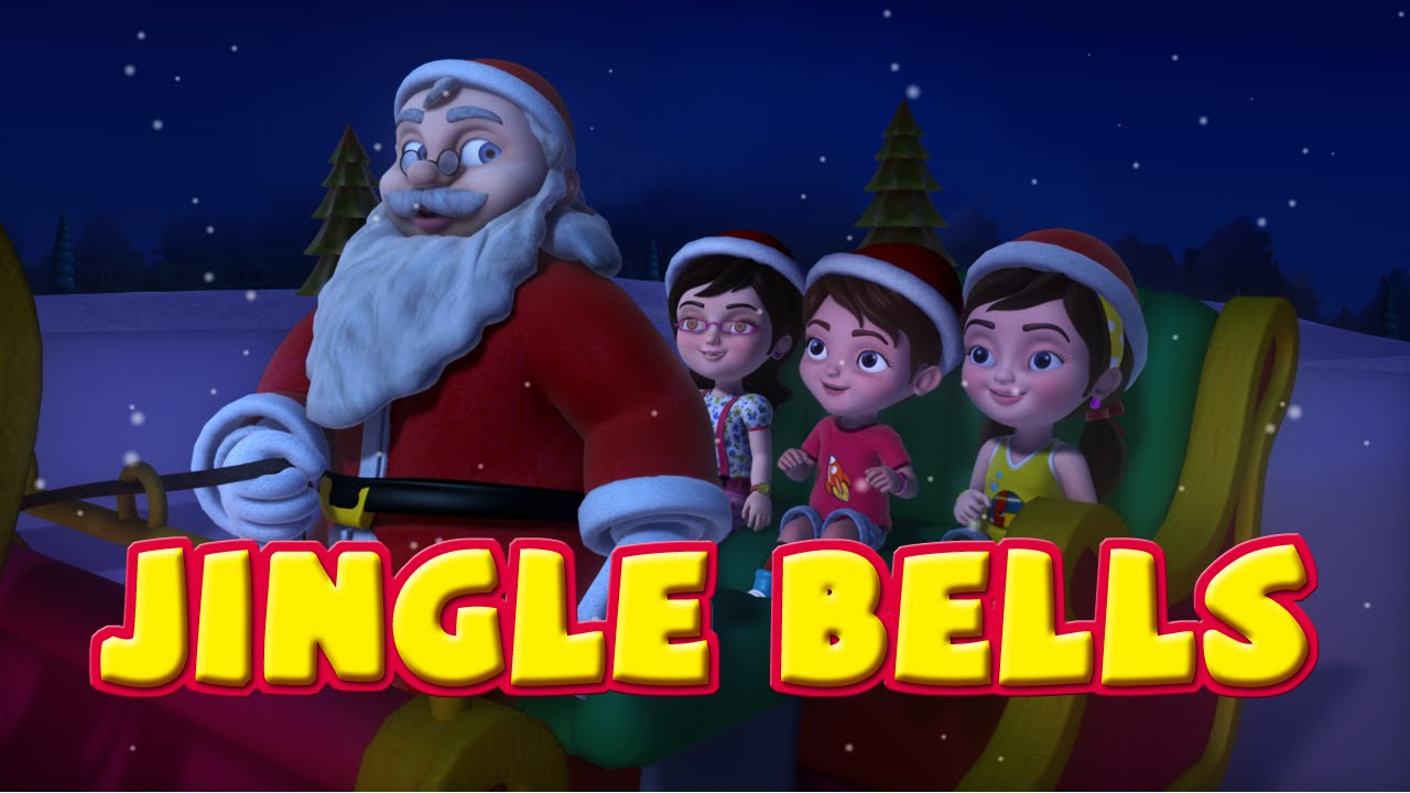 Jingle Belle Ghostlygabbie: Jingle Bells Songs For Children