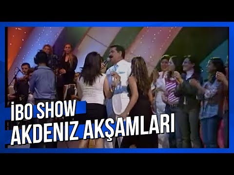 Akdeniz Akşamları - İbrahim Tatlıses - Canlı Performans