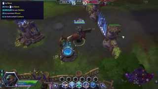HotS #1 - What Is This Game... And Genre? | Heroes of the Storm Gameplay | Beta