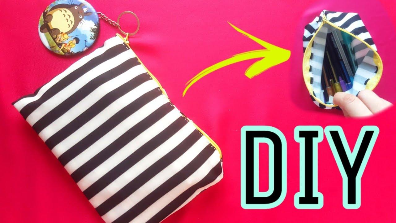 اصنعيها بنفسك : حقيبة متعددة الاستخدامات😉 سهلة وسريعة😍
