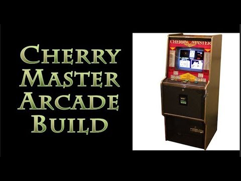 cherry master arcade build part 1 youtube rh youtube com Upright Cherry Master Machine Cherry Master Machines Broweser