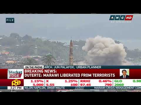 Marawi rebuilding could cost $8 billion: architect