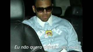 Chris Brown - Cry no More [legendado - traduzido]
