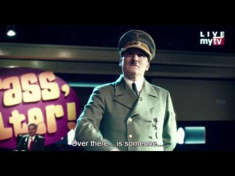 Adolf Hitler Rede Ansprache aus