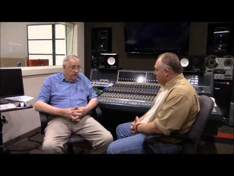 Lou Bradley discusses the beginnings of the Quonset Hut, Bradley Studios, Columbia B studio.