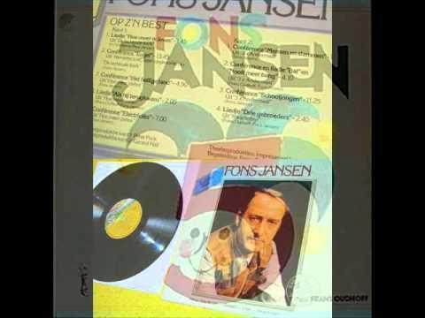 Fons Jansen  de Krant conference