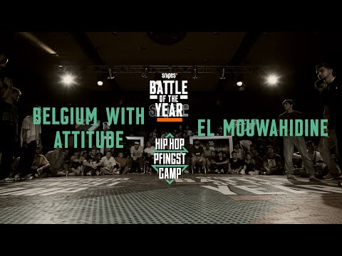 Belgium With Attitude Vs El Mouwahidine | 3vs3 Top 16 | Hip Hop Pfingstcamp X Snipes BOTY CE 2019