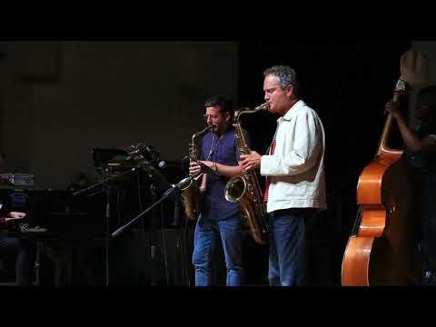 Francesco Cafiso and Rick Margitza