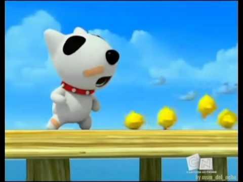 Monk Little Dog - Goes Fishing - Cartoon Network By Bebzadit.mp4