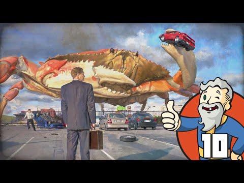 """""""LEGENDARY MONSTER ATTACK!!!"""" Fallout 4 Part 10 - 1080p HD PC Gameplay Walkthrough"""