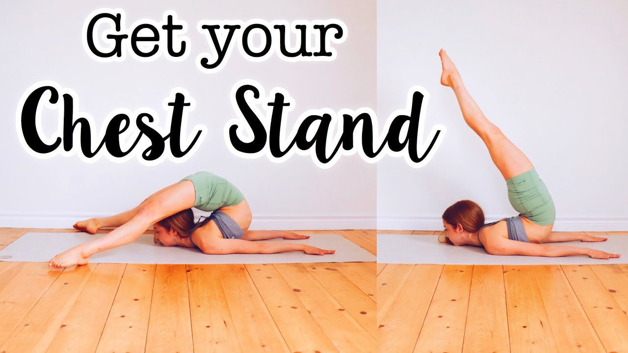 How to do a Chin / Chest Stand