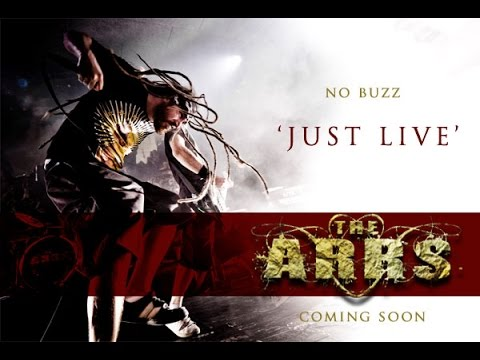 THE ARRS - DVD Just Live