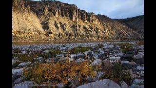 Плато Анабар, рядом с плато Путорана.
