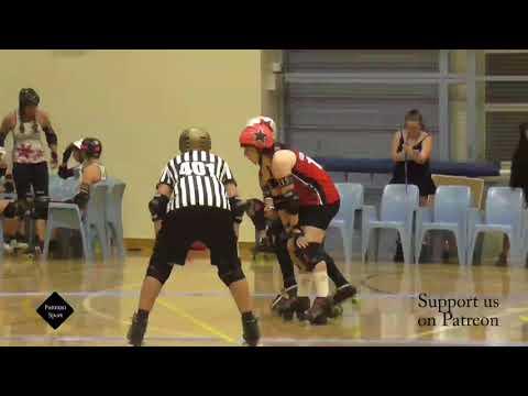 CARD Assassins Versus BCR Punk Blockers
