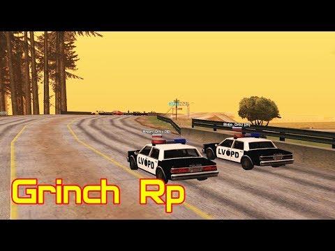 Обзор сервера #3 - Grinch Rp!