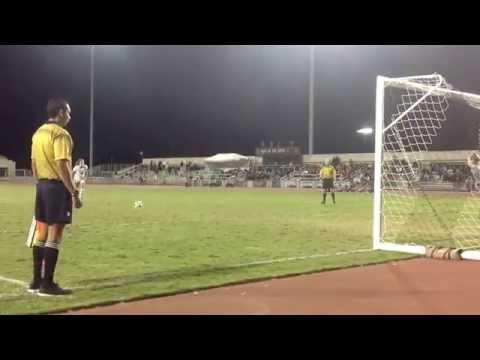 Aztecs defeat Tigers 3-2 in penalty kicks