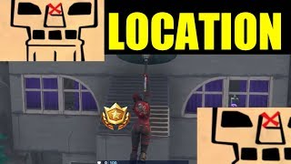 """Follow The Treasure Map Found In Greasy Grove"" Location Week 5 Challenge Fortnite battle royale"