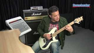 Two Notes Torpedo Reload Reactive-Active Power Attenuator Demo - Sweetwater Sound