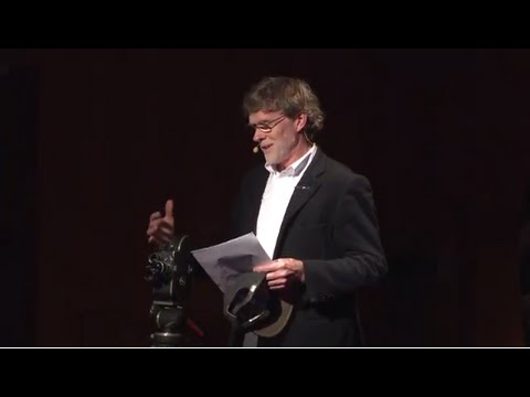 Behind the camera | Simon Wearne | TEDxHimi