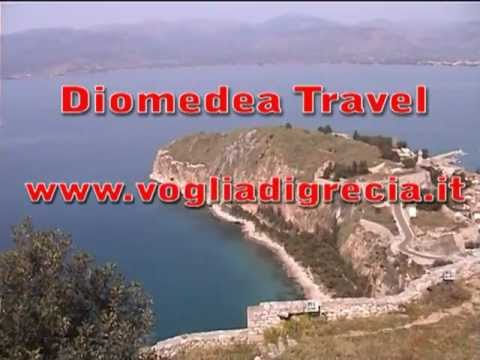 Vacanze in Grecia: Nafplio, Diomedea Travel