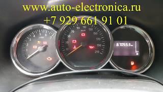 видео В РФ приедет обновленный Renault Logan и Renault Sandero