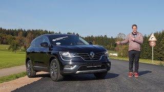 Der größte SUV von Renault! 2018 Renault Koleos - Review, Fahrbericht, Test
