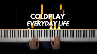 Gambar cover Coldplay - Everyday Life