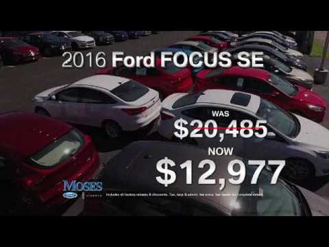 Moses Ford TV Spot February 2017