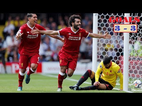 Sevilla vs Liverpool 3-3 ★ Champions League 2017/18 ★ All Goals and Extended Highlights - UCL